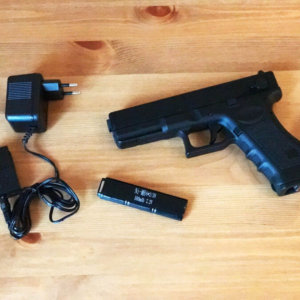 """Пневматический пистолет Glock CM.030 Интерактивный пневматический тир """"Тир электрон"""" купить"""
