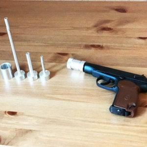 """Лазерная насадка для лазерного пистолета """"ТИР ЭЛЕКТРОН"""" купить"""