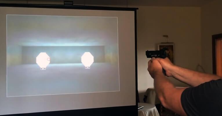 """Практическая стрельба Тир для IPSC """"ТИР ЭЛЕКТРОН"""" Стрелковый тренажер для IPSC"""